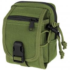 MOLLE kapsa Maxpedition M-1 / 15x10 cm OD Green