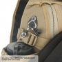 Batoh přes rameno Maxpedition Monsoon Gearslinger (0410) / 16L / 35x15x51 cm Black