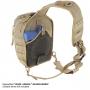 Batoh přes rameno Maxpedition Lunada Gearslinger (0422) / 9.8L / 20x13x30 cm Black