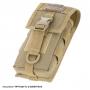Pouzdro Maxpedition TC-2 (PT1028) / 9x16 cm Black