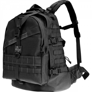 Batoh Maxpedition Vulture II 3-Day Backpack (0514) / 34L / 38x23x51 cm Black