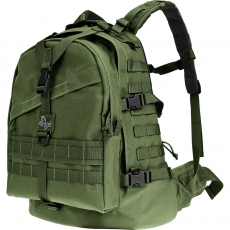 Batoh Maxpedition Vulture II / 34L / 38x23x51 cm Green