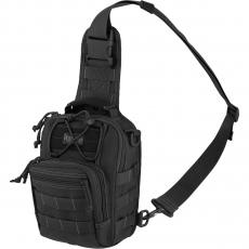 Batoh přes rameno Maxpedition Remora Gearslinger / 5.2L / 20x13x25 cm Black