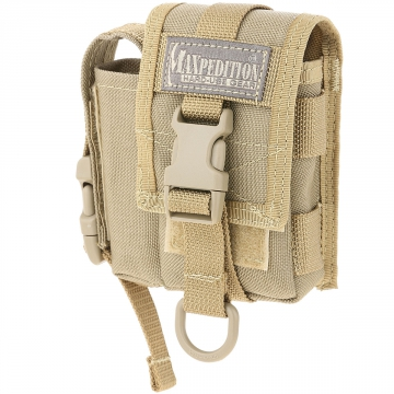 Pouzdro Maxpedition TC-5 (PT1029) / 11x11 cm Foliage Green