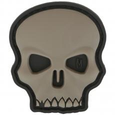 Nášivka Maxpedition Hi Relief Skull