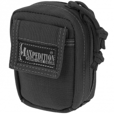 Kapsa Maxpedition Barnacle (2301) / 8x11х4 cm Black