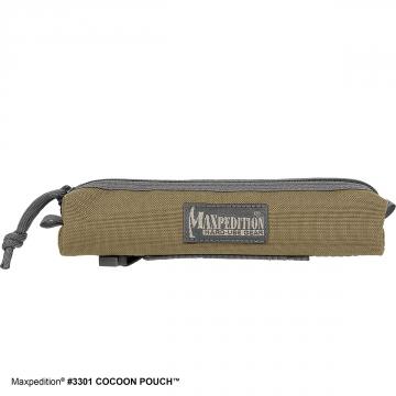 MOLLE pouzdro Maxpedition Cocoon (3301) / 20x5 cm Khaki