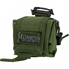 Pouzdro Maxpedition Mini Rollypolly na láhev Nalgene / 20x10 cm Green