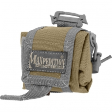 Pouzdro Maxpedition Mini Rollypolly na láhev Mini Rollypoly® Folding Dump Pouch (0207) /... Khaki Foliage