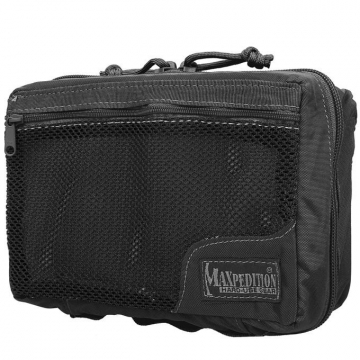 Pouzdro Maxpedition MOLLE na první pomoc Individual First Aid (0329) / 15x20 cm Black