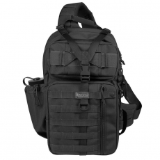 Batoh přes rameno Maxpedition Kodiak Gearslinger na notebook / 22.6L / 34x19x51 Black
