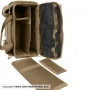 Taška na patrolu Maxpedition Centurion (0615) / 42L / 58x30x33 cm Khaki