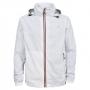 Likvidace skladu! Sbalitelná nepromokavá unisex bunda Trespass Pack in a Pock / TP75 (5000mm / 5000mvp) White