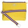 Likvidace skladu! Sbalitelná nepromokavá unisex bunda Trespass Pack in a Pock / TP75 (5000mm / 5000mvp) Yellow M
