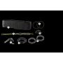 Svítilna Armytek Dobermann Pro XHP35  / Studená bílá / 1700lm (1h) / 395m / 9 režimů / IP68 / Li-Ion 18650 / 115gr