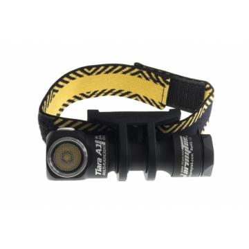 Čelovka Armytek Tiara A1 Pro v2 XM-L2  / Studená bílá / 550lm (0.5h) / 40m / 8 režimů / IP68 / Li-Ion 14500 / 61gr