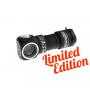 Čelovka Armytek Tiara C1 Pro v2 XP-L / Studená bílá / 800lm (40min) / 93m / 10 režimů / IP68 / Li-ion 16340/ 56gr