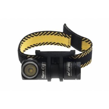 Čelovka Armytek Tiara C1 Pro v2 XM-L2 / Studená bílá / 800lm (40min) / 93m / 10 režimů / IP68 / Li-ion 16340 / 56gr
