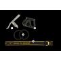 Čelovka Armytek Tiara C1 v2 XP-L / Teplá bílá / 740lm (40min) / 90m / 6 režimů / IP68 / Li-ion 16340 / 45gr
