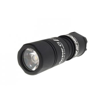 Svítilna Armytek Partner C1 v2 XM-L2 / Studená bílá / 800lm (40min) / 131m / 6 režimů / IP68 / 16340 Li-Ion / 55gr