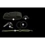 Svítilna Armytek Partner A2 v3 XP-L / Teplá bílá / 575lm (1h) / 125m / 6 režimů / IP68 / 2xAA / 67gr