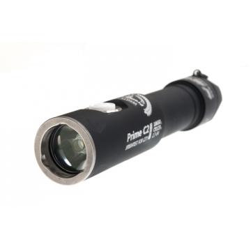 Svítilna Armytek Prime C2 Pro v3 XP-L  / Teplá bílá / 1116lm (1.3h) / 169m / 10 režimů / IP68 / Li-Ion 18650 / 68gr