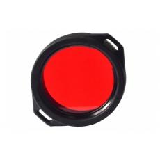 Červený filtr Armytek na svítilny Armytek Viking / Predator
