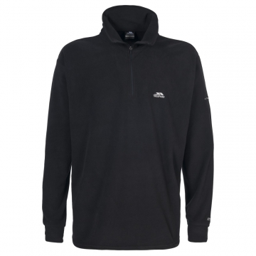 Likvidace skladu! Pánská fleecová bunda Trespass Masonville / AT100 (130gsm) Black L
