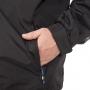 Likvidace skladu! Pánská nepromokavá bunda Trespass Edwards / TP75 (5000mm / 5000mvp) Black M
