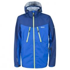 Pánská outdoorová bunda DLX Cassius / 10000mm / 5000mvp Electric Blue