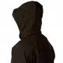 Likvidace skladu! Pánská nepromokavá Softshellová Bunda  Trespass Applewood  3 v 1 / TP75 (8000mm / 3000mvp) Black XXL