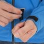 Likvidace skladu! Pánská nepromokavá softshellová Bunda Trespass Hebron / TP75 (8000mm / 3000mvp) Bright Blue S