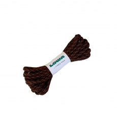 Tkaničky Lowa ATC MID Laces brown - 150cm