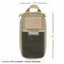 Organizér Maxpedition Skinny (PT1312) / 20x10 cm Black