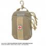 Organizér Maxpedition ZipHook malý (PT1535) / 16x11 cm Black