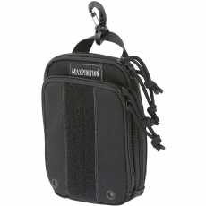 Organizér Maxpedition ZipHook střední / 17x12 cm Black