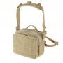Taška Maxpedition Mag Bag PALS (PT1074) / 23x28x13 cm Khaki