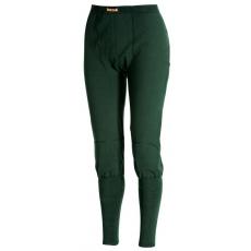 Dlouhé spodky bez poklopec TERMO Original (těžké) Green XL