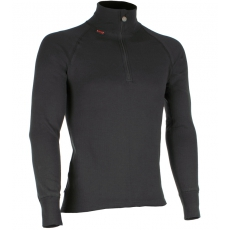 ZIP Polo-krční triko TERMO Original (střední)  / -15°C +10°C / 220 g/m2 Black