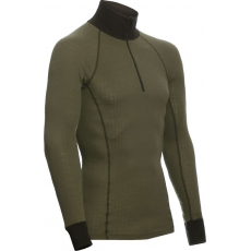 ZIP Polo-krční triko TERMO Original (lehké)  / Green L, M, XL