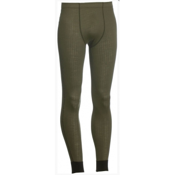 Dlouhé spodky bez poklopec TERMO Original (lehké)  / -5°C +20°C / 120 g/m2 Green XL