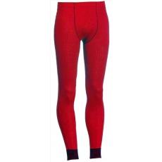 Dlouhé spodky bez poklopec TERMO Original (lehké)  / -5°C +20°C / 120 g/m2 Red