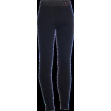 Dlouhé spodky bez poklopec TERMO Original (vlna, těžké) / -40°C +5°C / 300 g/m2 Black