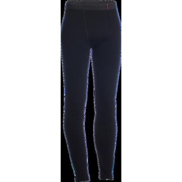 Dlouhé spodky bez poklopec TERMO Original (vlna, těžké) / -40°C +5°C / 300 g/m2 Black XL