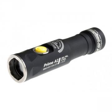 Svítilna Armytek Prime A1 XM-L2 / Studená bílá / 450lm (0.5h) / 110m / 6 režimů / IP68 / 14500 Li-Ion / 70gr