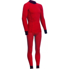 Sada termoprádla TERMO Original Red L (lehké)  / -5°C +20°C / 120 g/m2