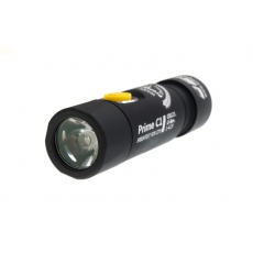 Svítilna Armytek Prime C1 v3 XP-L / Teplá bílá / 744lm (40min) / 122m / 6 režimů / IP68 /...