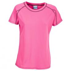 Dámský sportovní top Trespass Mamo Hi Visibility Pink