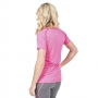 Likvidace skladu! Dámský sportovní top Trespass Mamo Hi Visibility Pink M