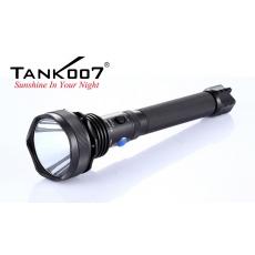 Svítilna Tank007 TC60 U2  / 1000lm (2h) / 500m / 4 režimů / IPx8 / 2x18650 Li-Ion / 347gr